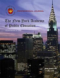 NYAPE Professional Journal 2012